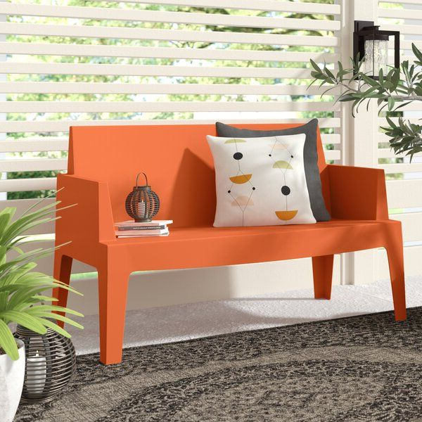 Latest Bence Plastic Outdoor Garden Benches Inside Bence Plastic Outdoor Garden Bench In 2019 (Gallery 8 of 20)