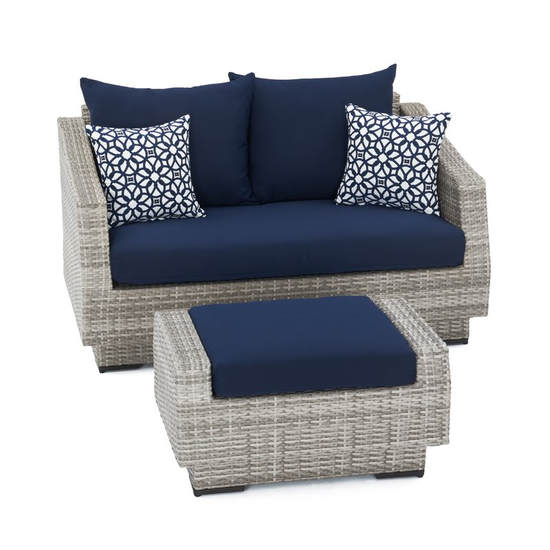 Featured Photo of Castelli Loveseats With Cushions