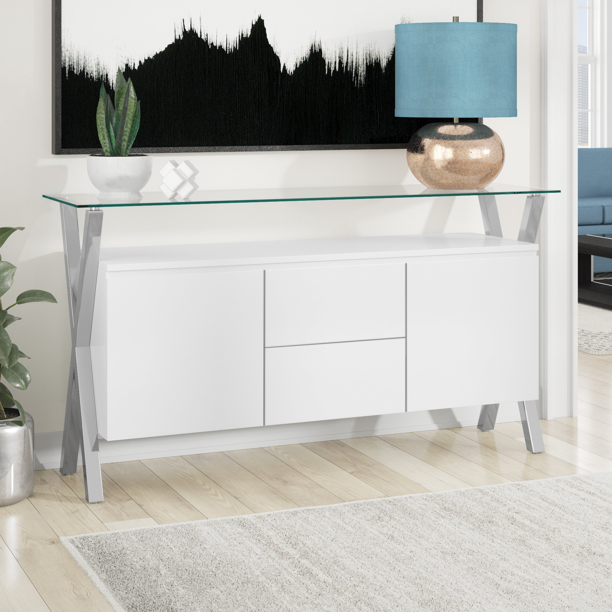 Latest Emiliano Sideboard For Emiliano Sideboards (Gallery 2 of 20)