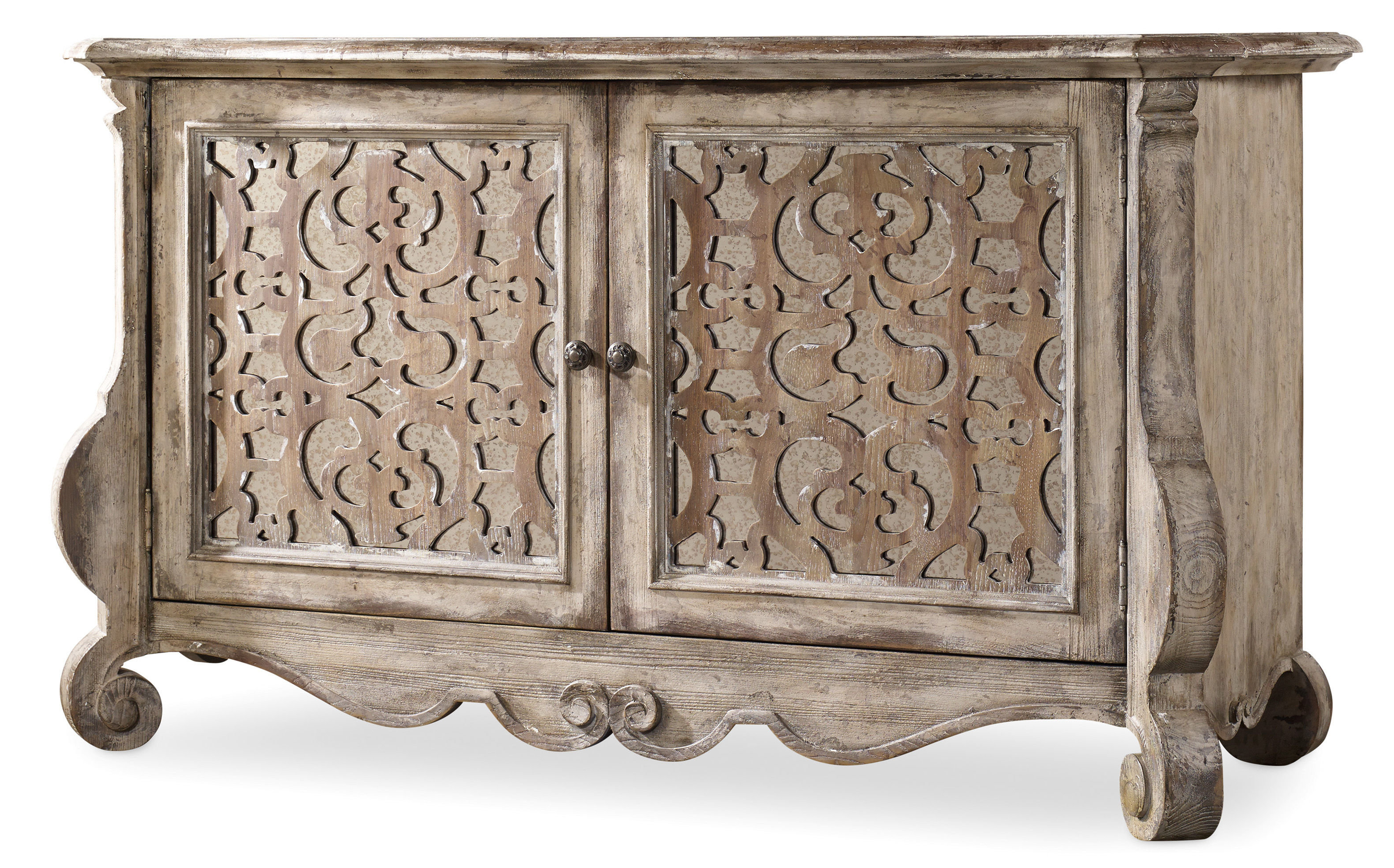 Latest Hooker Furniture Jordana Sideboard In Haroun Mocha Sideboards (View 13 of 20)