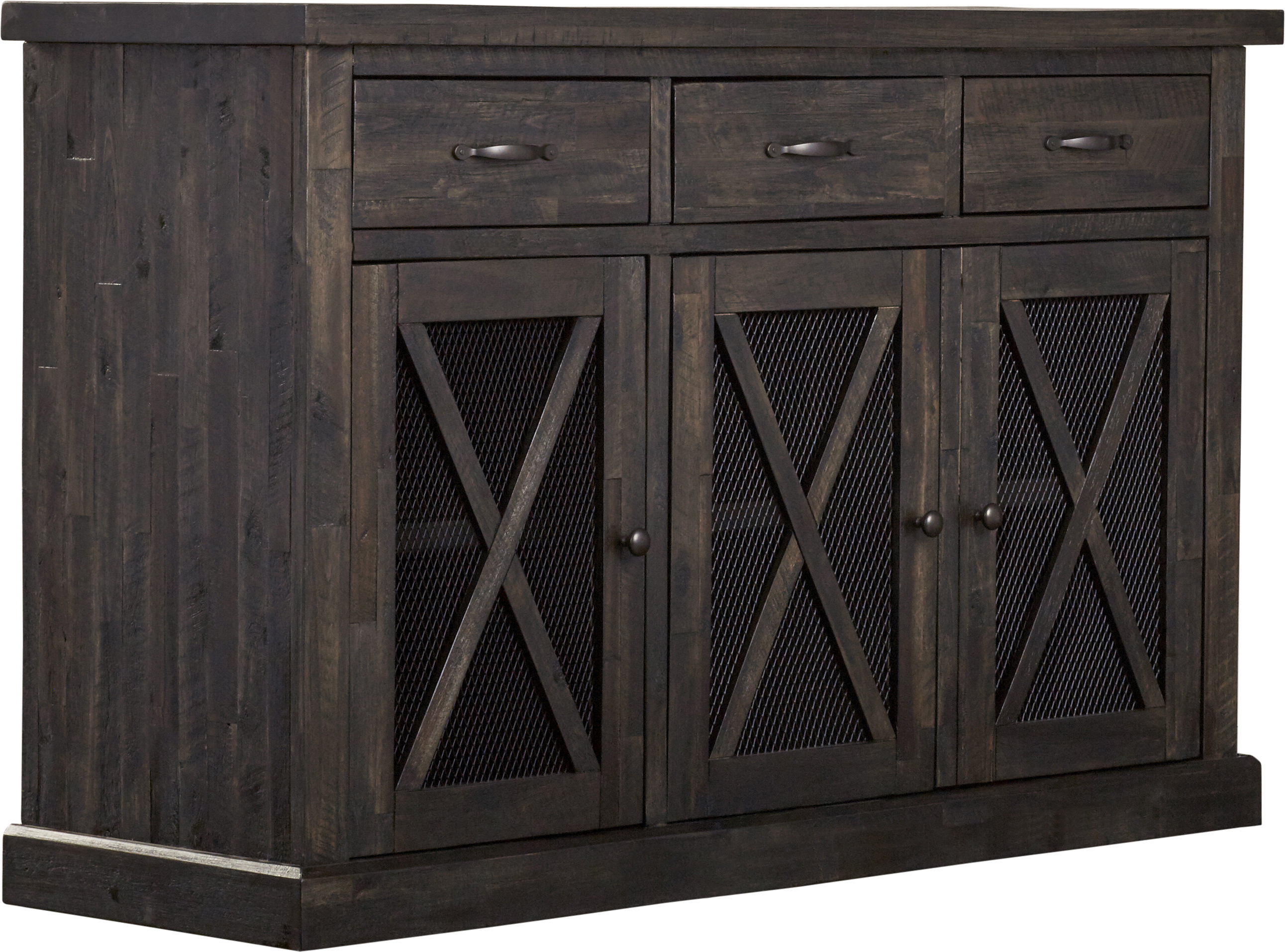 Latest Laurel Foundry Modern Farmhouse Colborne Sideboard With Colborne Sideboards (Gallery 4 of 20)