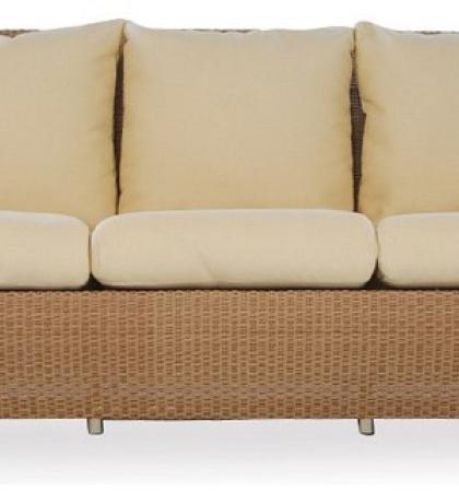 Latest Nadine Loveseats With Cushions Regarding Nadine Loveseat, Ariel Sunset Tropical Loveseats (View 12 of 20)