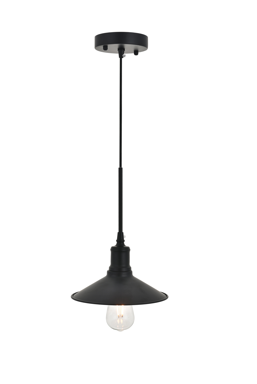 Latest Shetler 1 Light Cone Pendant With Stetson 1 Light Bowl Pendants (Gallery 11 of 20)