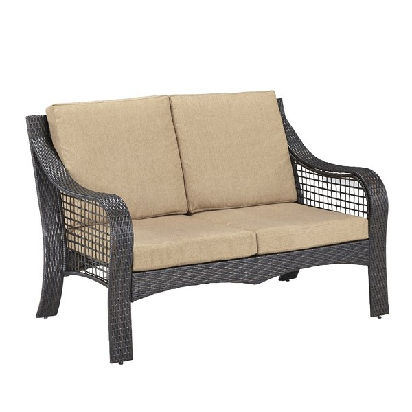 Latest Wicker Sofas & Loveseats You'll Love In  (View 8 of 20)