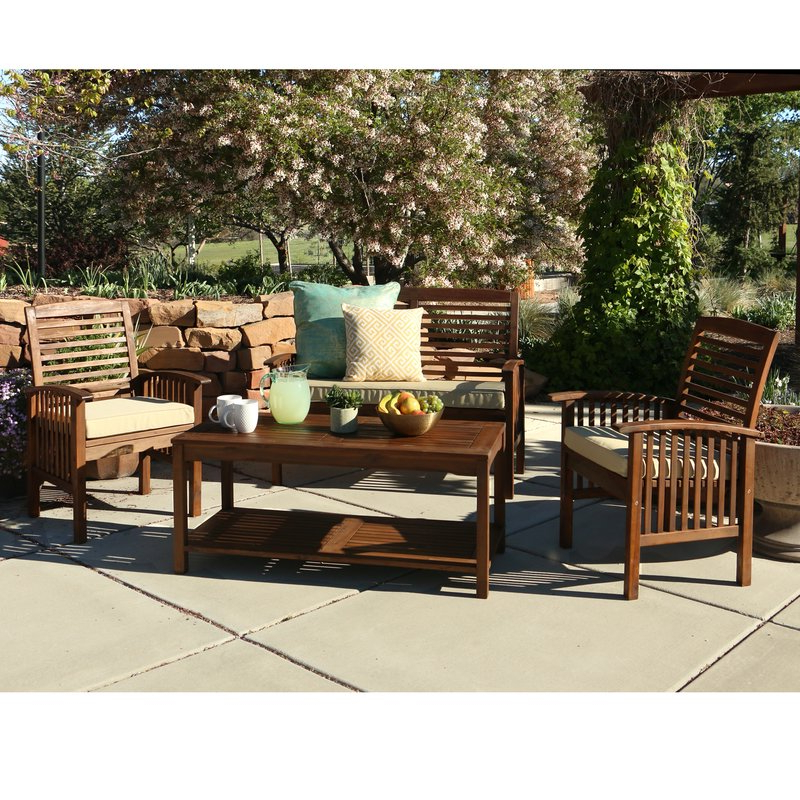 Laverton Loveseat With Cushions With Well Known Laverton Loveseats With Cushions (View 6 of 20)