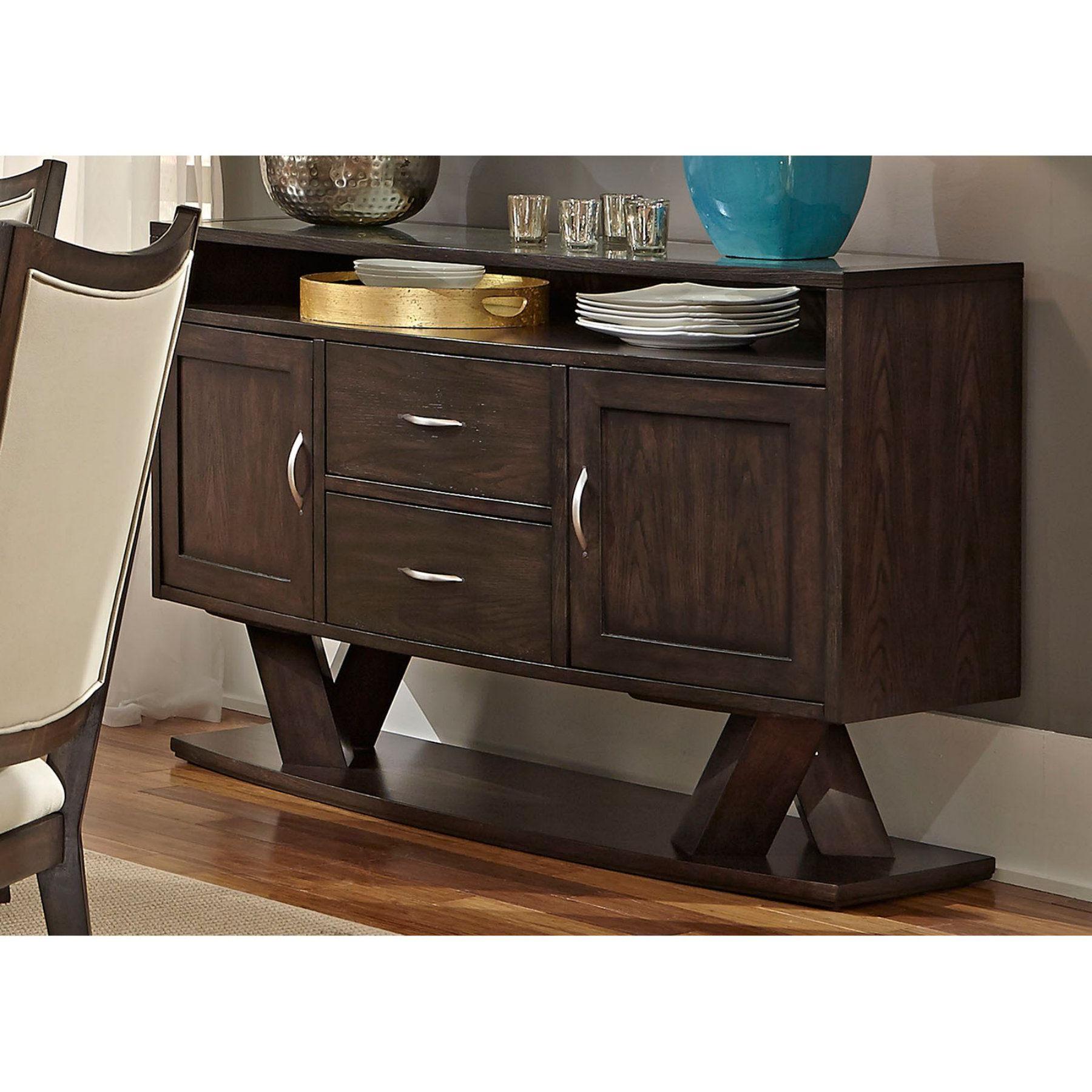 Liberty Furniture Springfield Server – 623 Sr (View 18 of 20)