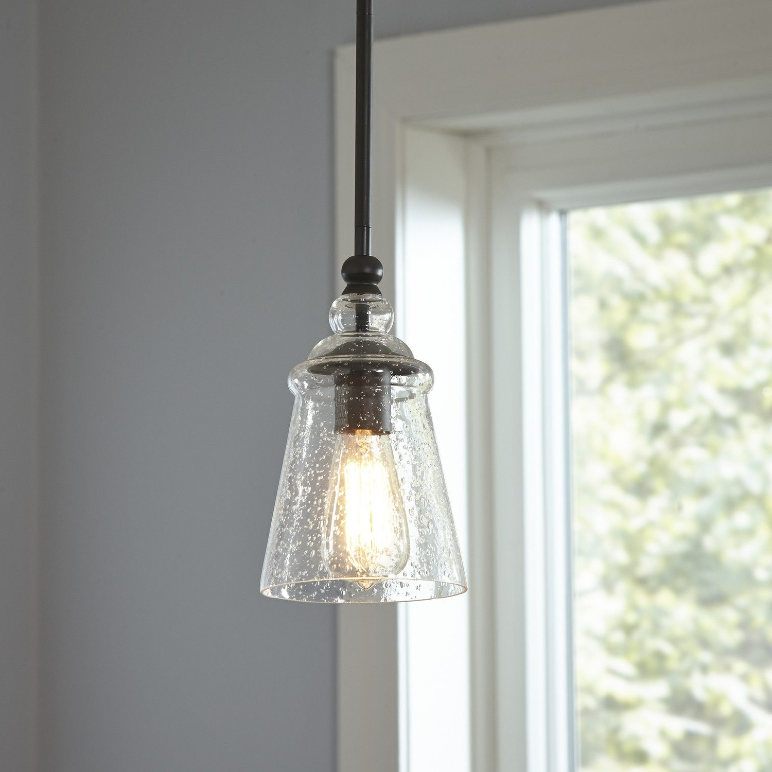 Lighting In 2019 Inside Preferred Sargent 1 Light Single Bell Pendants (View 6 of 20)