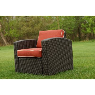 Loggins Patio Sofa With Cushions For Most Recently Released Loggins Patio Sofas With Cushions (View 6 of 21)