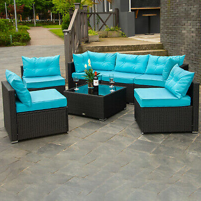 Loggins Patio Sofas With Cushions In Newest Brayden Studio Loggins Patio Sofa With Cushions – $539.99 (Gallery 13 of 21)