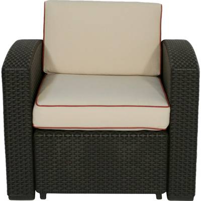 Loggins Patio Sofas With Cushions Pertaining To Popular Loggins Patio Sofa With Cushions (View 14 of 21)