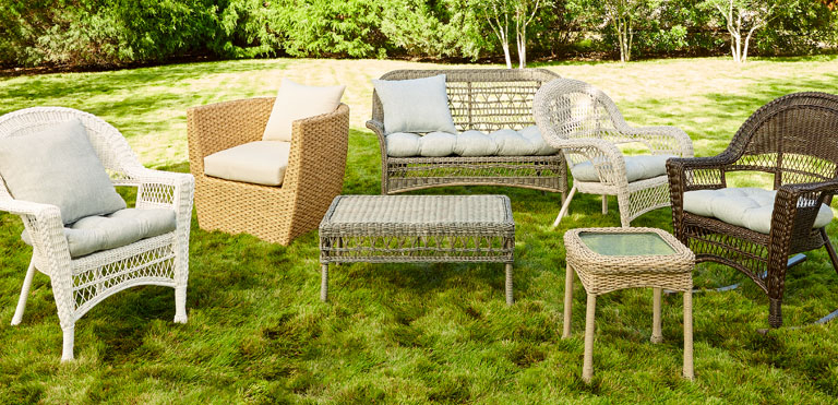 Madison Avenue Patio Sectionals With Sunbrella Cushions Regarding 2020 Outdoor Cushions & Pillows (Gallery 8 of 20)