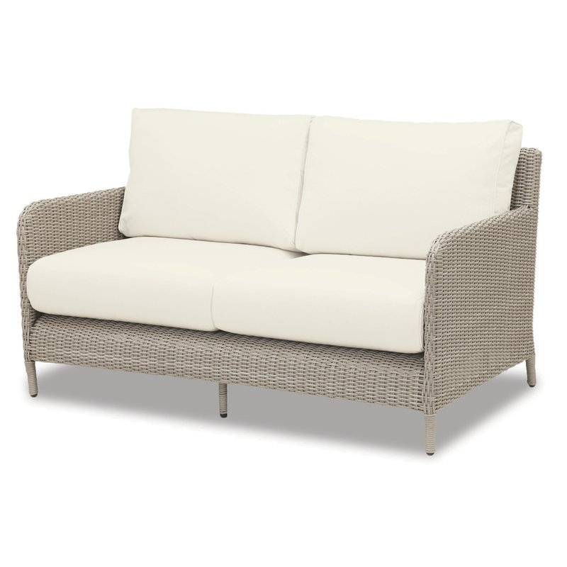 Manhattan Loveseat With Cushions Throughout Most Popular Castelli Loveseats With Cushions (Gallery 16 of 20)