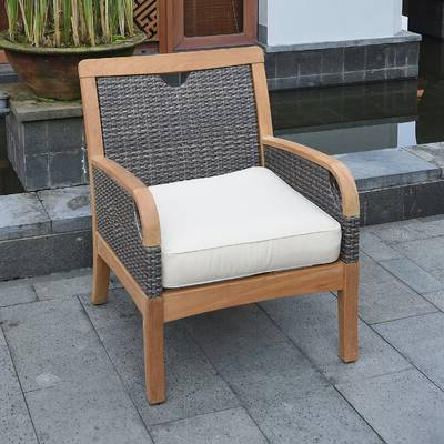 Mansfield Teak Loveseat With Cushion Regarding Most Current Mansfield Teak Loveseats With Cushion (Gallery 5 of 20)