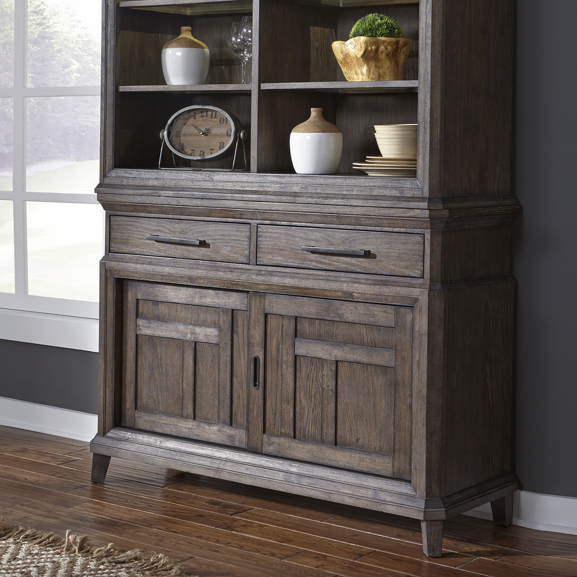 Massillon Sideboards In Popular Distressed Finish Sideboards & Buffets You'll Love In (View 17 of 20)