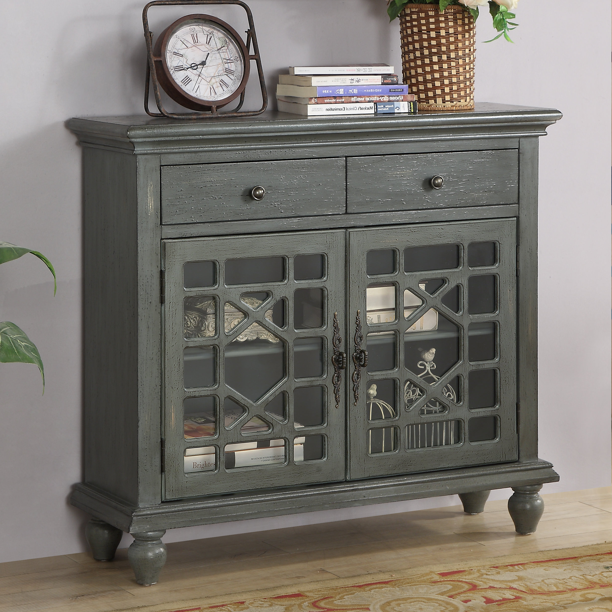 Mauldin 3 Door Sideboards Intended For Best And Newest Mauldin 2 Door Cabinet (Gallery 17 of 20)