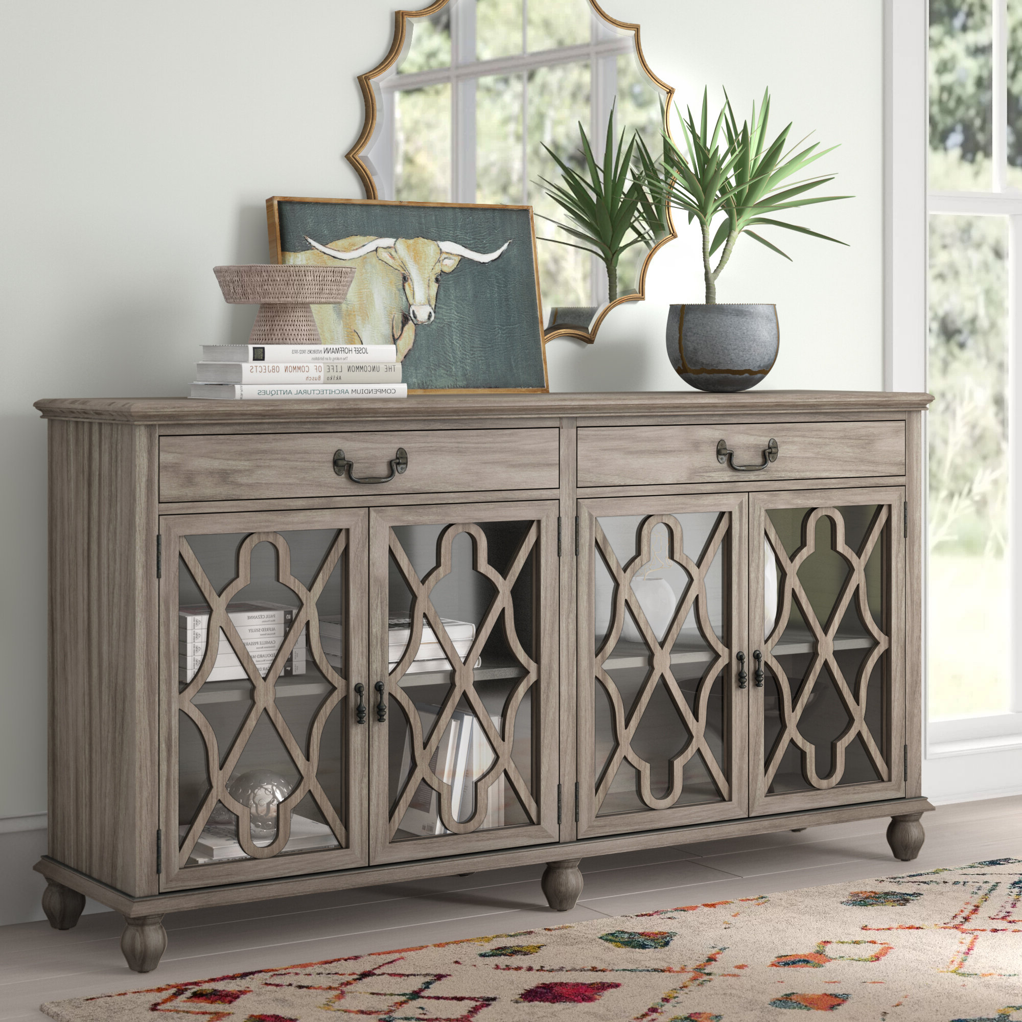 Mayra Sideboard In Most Popular Raquette Sideboards (View 5 of 20)