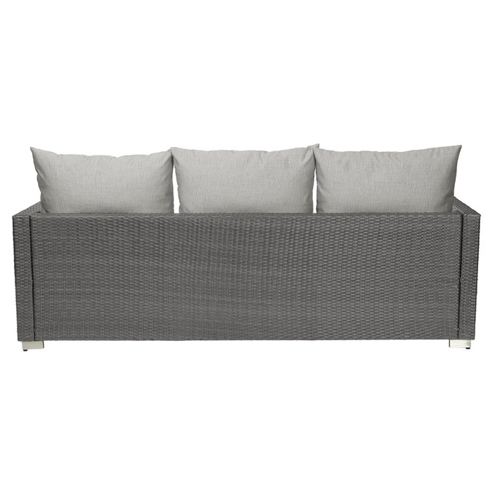 Mcmanis Patio Sofa With Cushion In Most Popular Mcmanis Patio Sofas With Cushion (View 8 of 20)