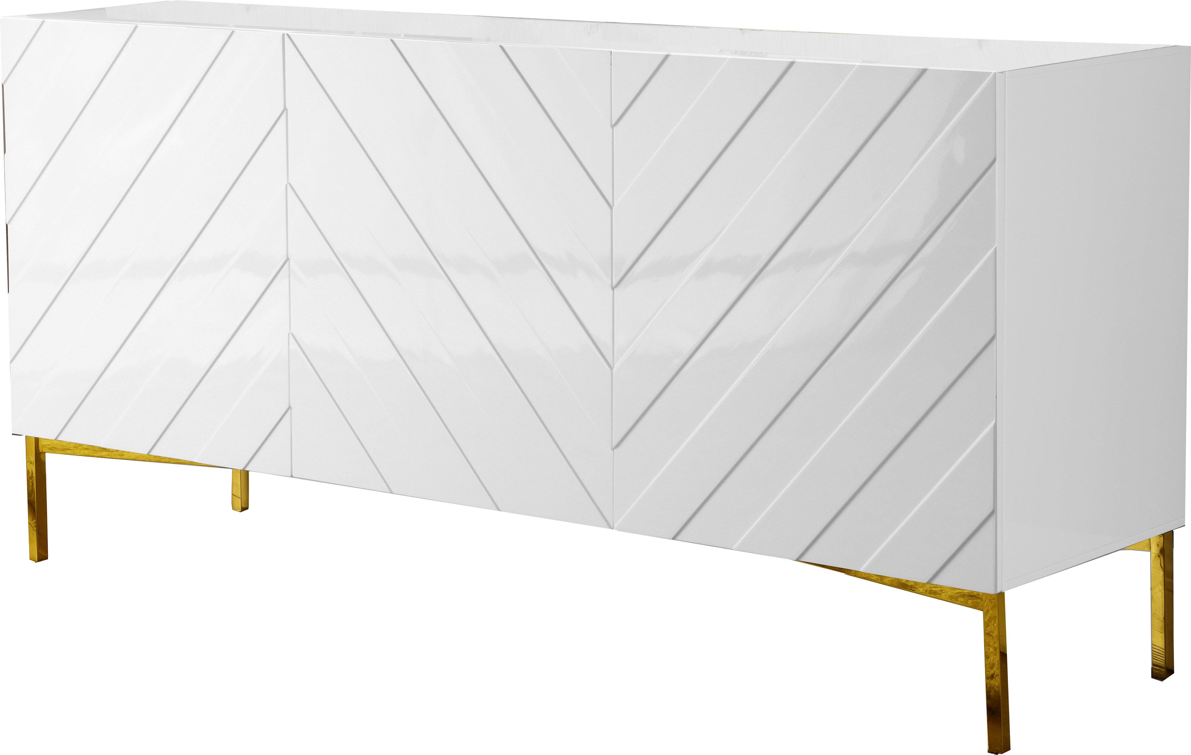 Mercury Row Malcom Buffet Table Inside Best And Newest Malcom Buffet Table (View 12 of 20)