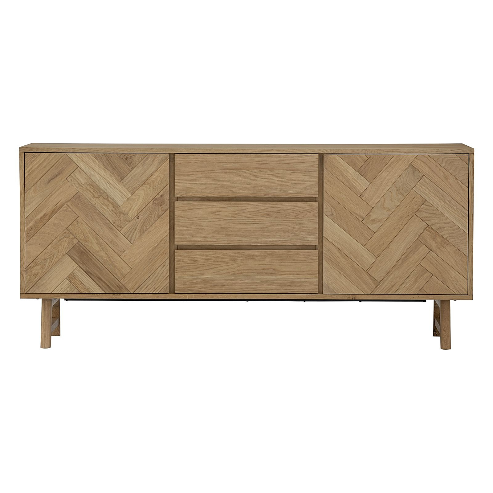 Metro Sideboards Regarding Widely Used Suki Sideboard (Gallery 20 of 20)