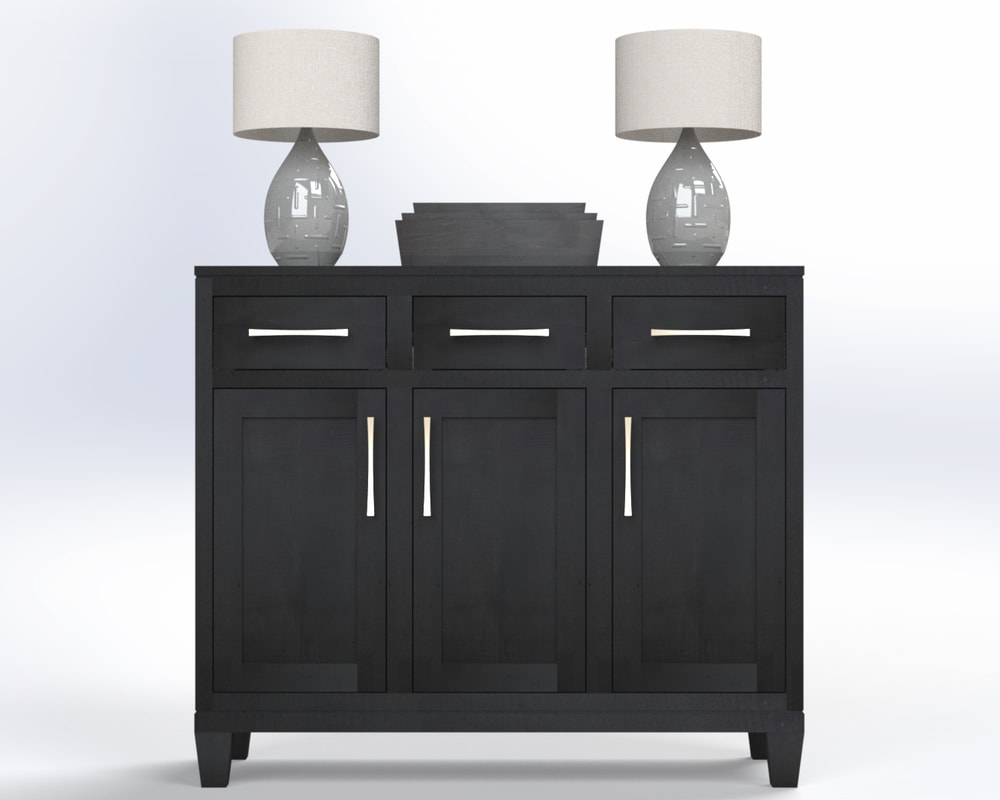 Metro Sideboards With Regard To Most Popular Sideboards 12121 – Dj's Handcrafted Solid Wood Furniture Inc (View 14 of 20)