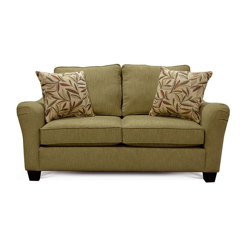 Miller Waldrop With Favorite Bryant Loveseats With Cushion (View 14 of 20)