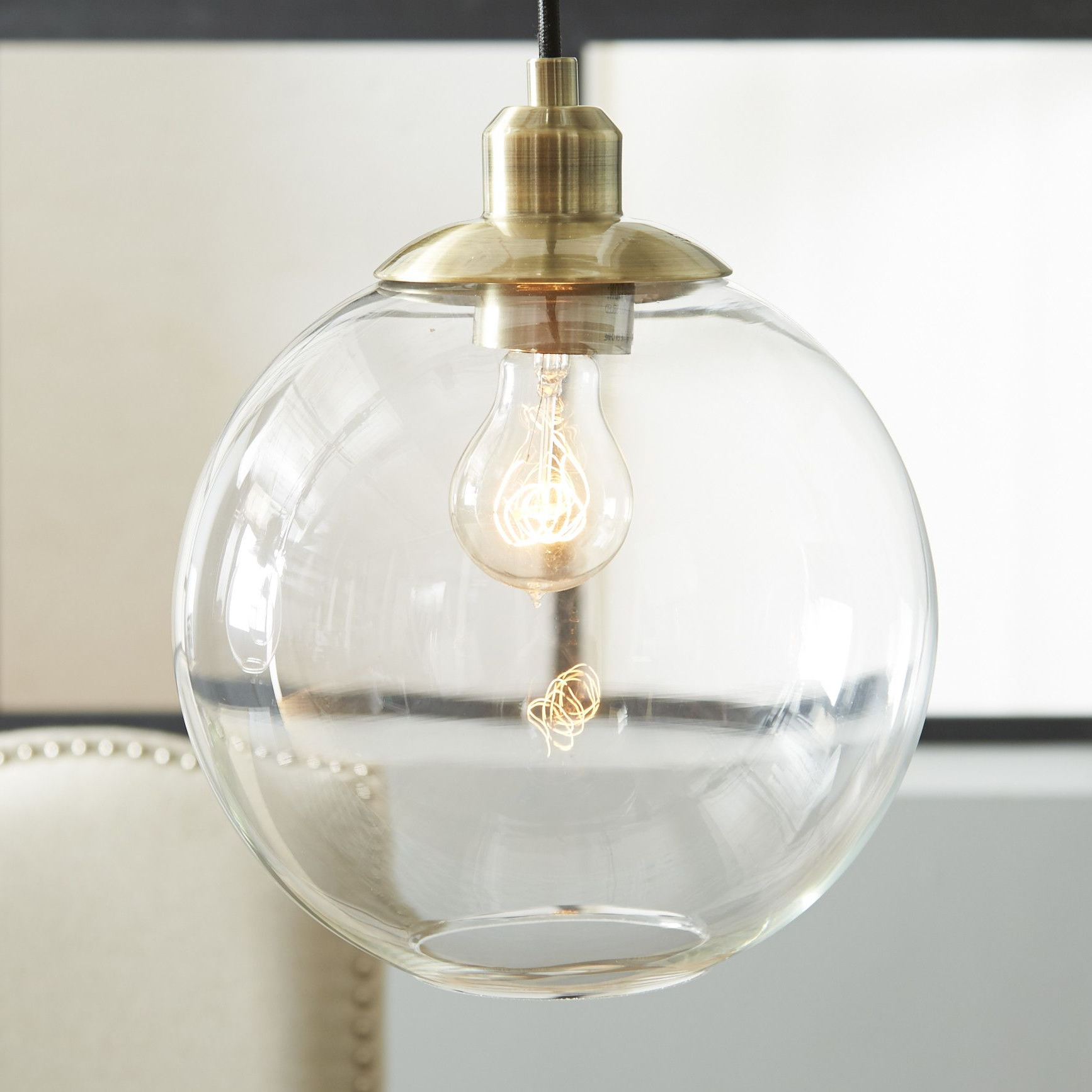 Minneapolis House Within Gehry 1 Light Single Globe Pendants (View 12 of 20)