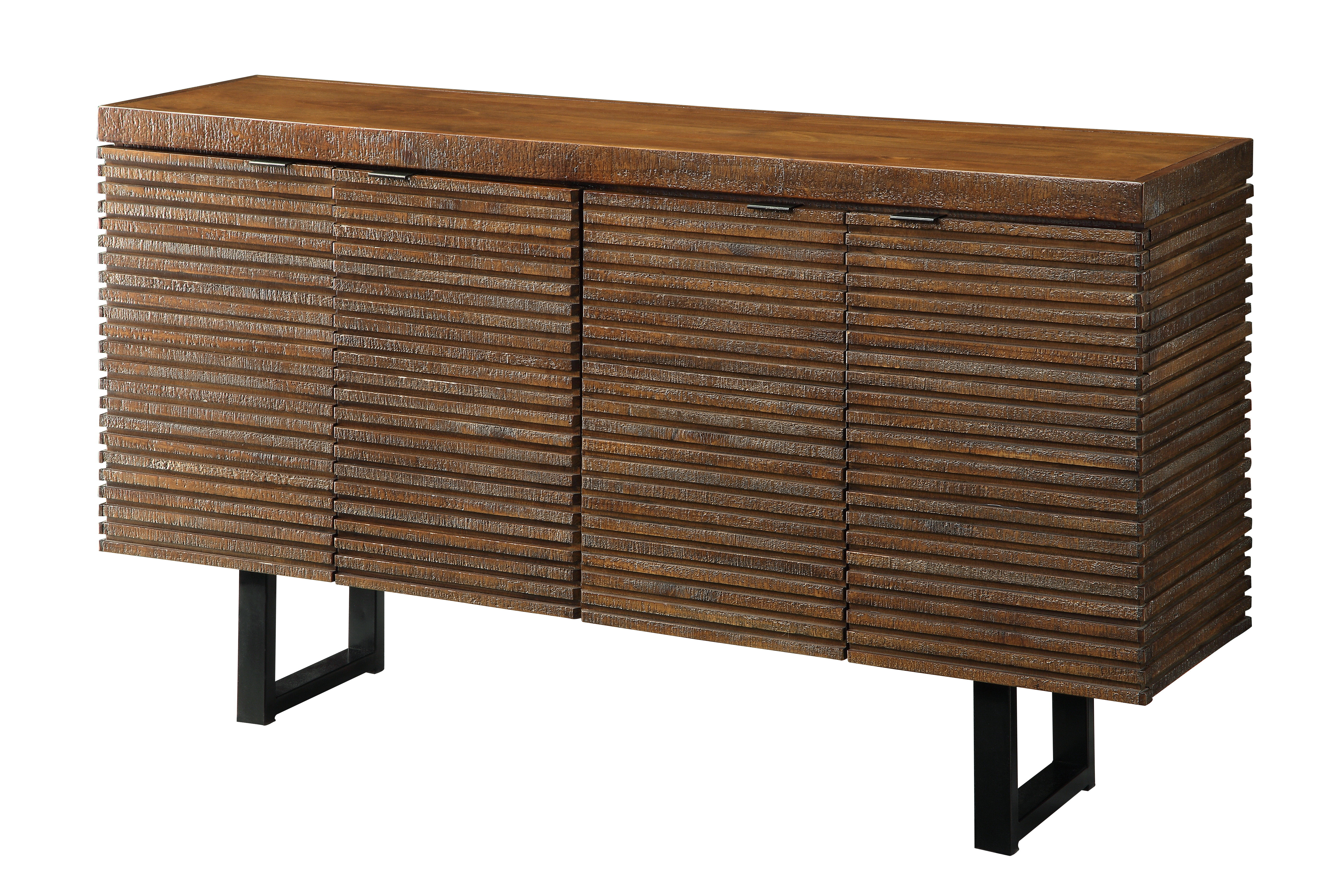 Modern & Contemporary Modern Media Credenza (View 11 of 20)