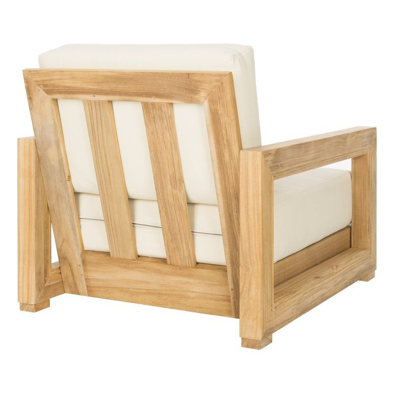 Modern Outdoor Chair – Diyforyou For Well Liked Lakeland Teak Patio Sofas With Cushions (Gallery 20 of 20)