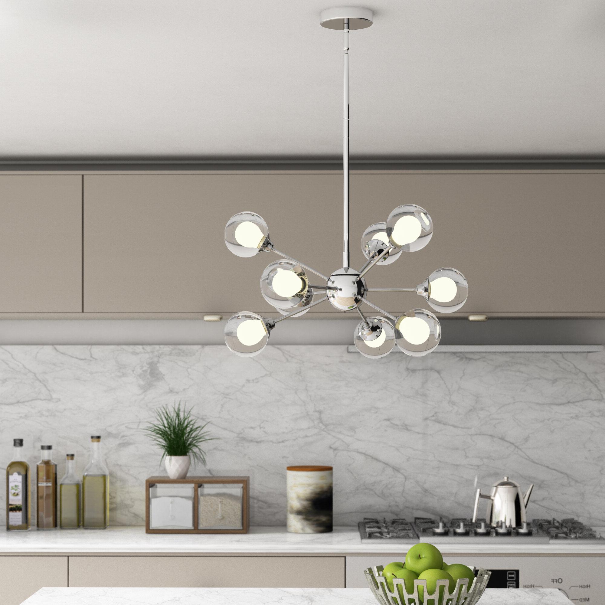 Modern Rustic Interiors Dawn Rembert 9 Light Chandelier With Regard To Favorite Mcknight 9 Light Chandeliers (View 11 of 20)