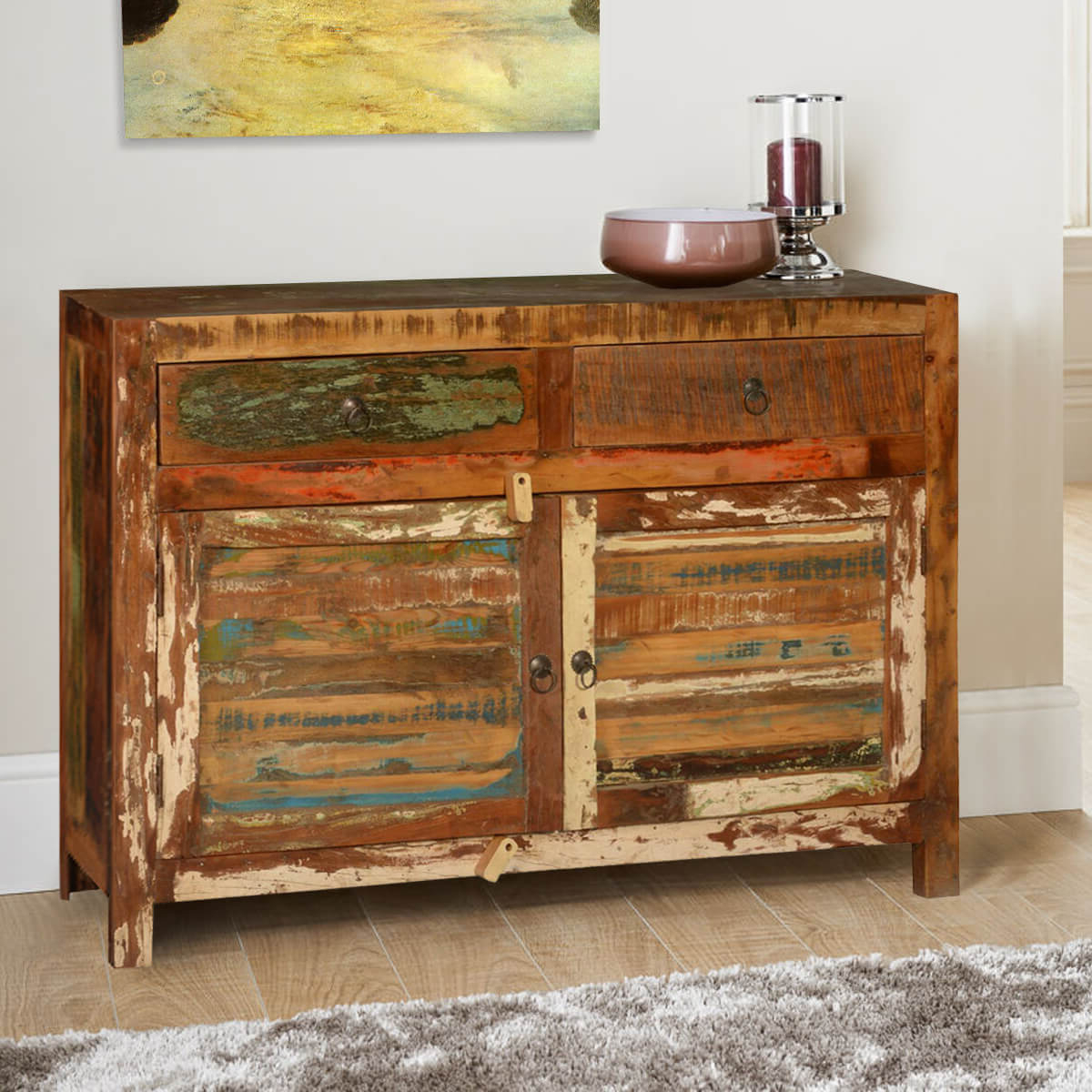 Most Current 8. Rustic Buffet Cabinet, Rustic Buffet Cabinet For Alegre Sideboards (Gallery 19 of 20)