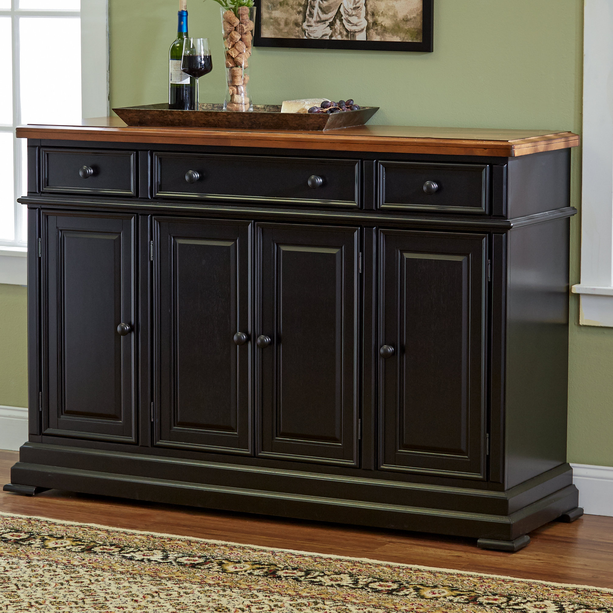 Most Current Courtdale Sideboard Regarding Courtdale Sideboards (View 11 of 20)