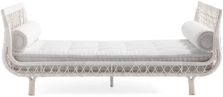 Most Current Freeport Patio Daybeds With Cushion In Capistrano Outdoor Daybed – Driftwood (View 13 of 20)