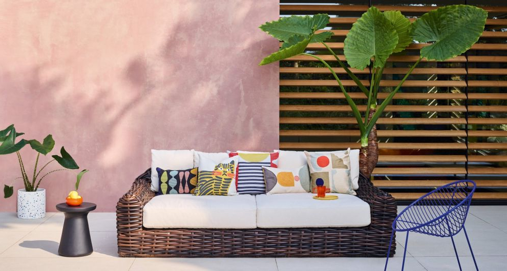 Most Current Greta Living Patio Sectionals With Cushions With Regard To Get Ready For Patio Season With These Outdoor Upgrades (View 19 of 20)