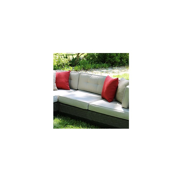 Most Current Jamarion 4 Piece Sectional With Sunbrella Cushions Throughout Jamarion 4 Piece Sectionals With Sunbrella Cushions (Gallery 3 of 20)