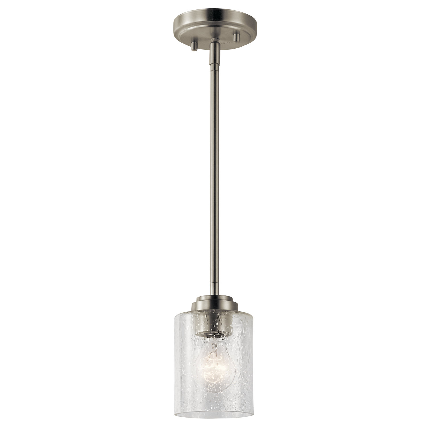 Most Current Jayce 1 Light Cylinder Pendants Inside Honea 1 Light Cylinder Pendant (View 12 of 20)