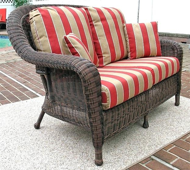 Most Current Kentwood Resin Wicker Loveseats Intended For Resin Wicker Loveseat – Madfortune (View 13 of 20)