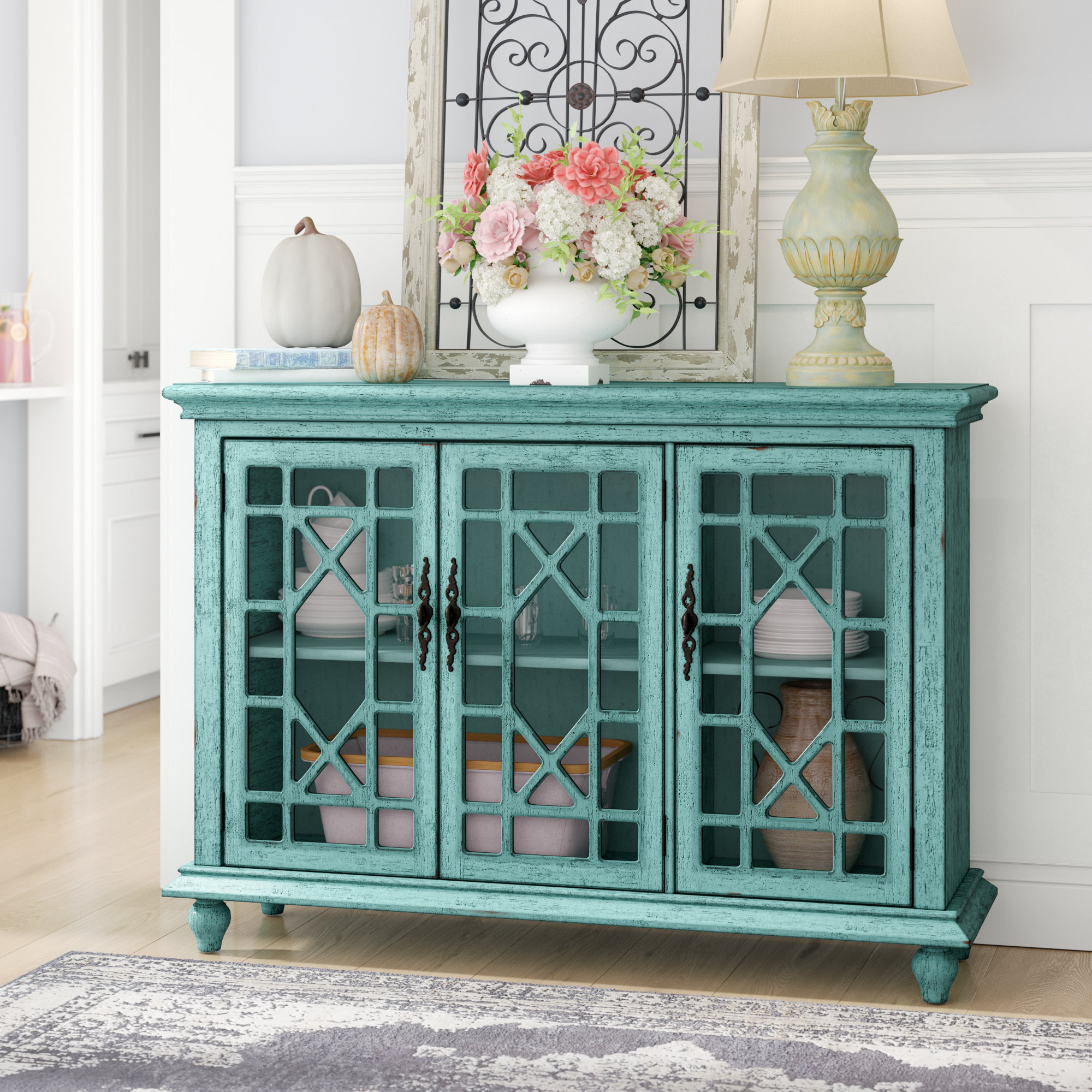 Most Current Mauldin 3 Door Sideboard With Regard To Mauldin 3 Door Sideboards (Gallery 1 of 20)