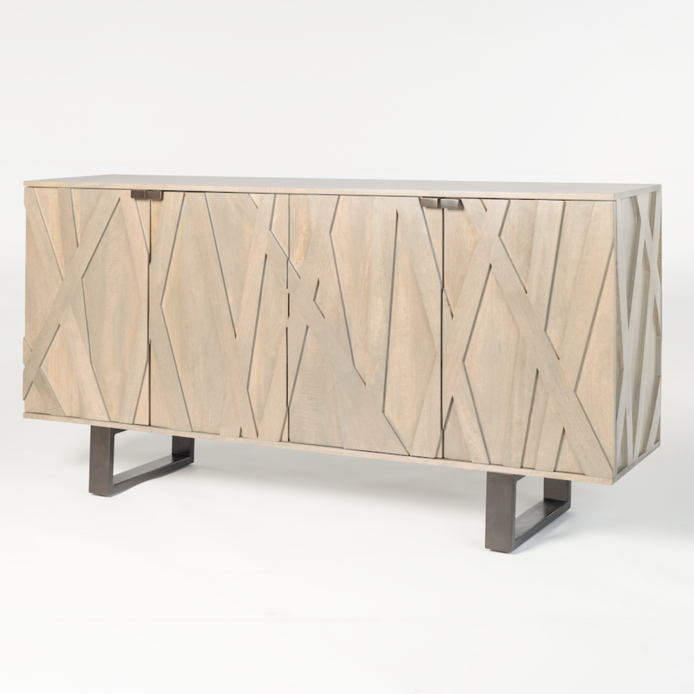Most Current Millennial Sideboard Intended For Shoreland Sideboards (Gallery 6 of 20)