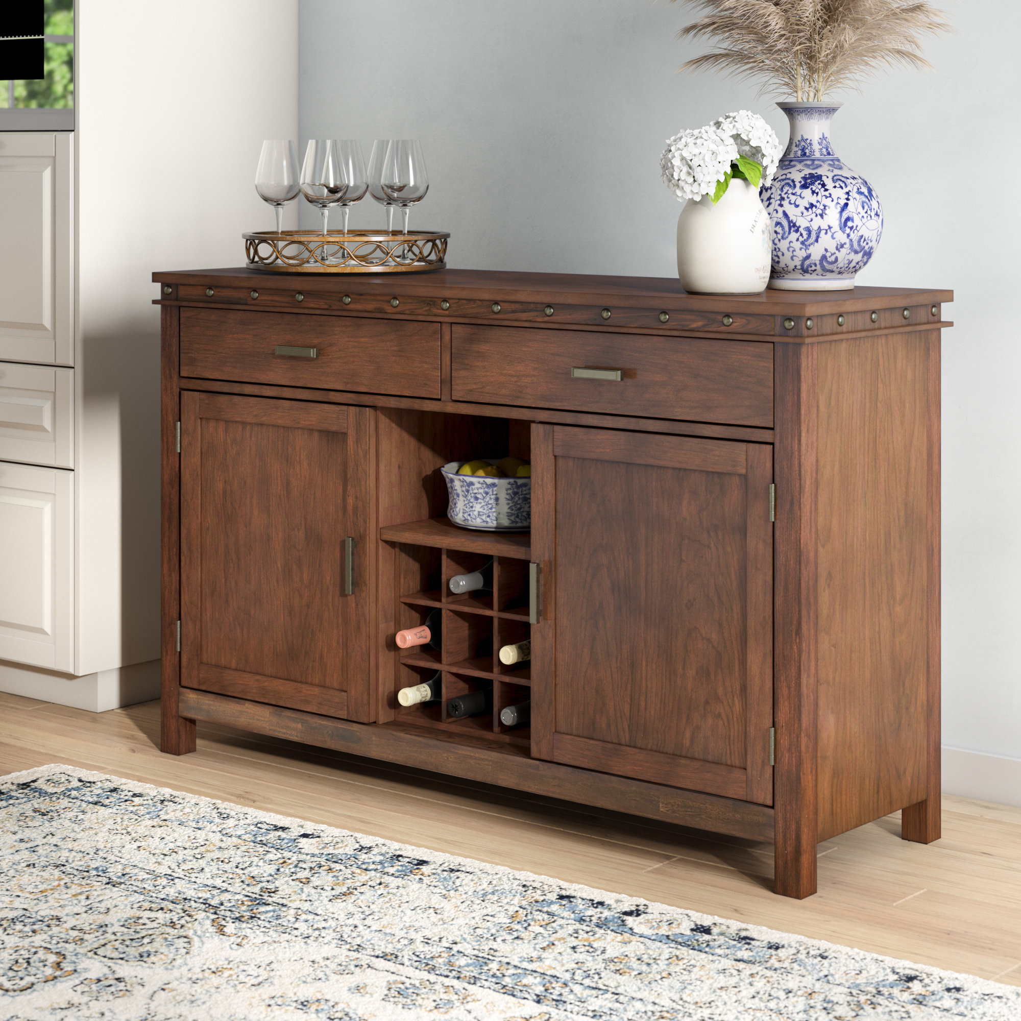 Most Current Nashoba Sideboards Intended For Owen Sideboard (View 10 of 20)