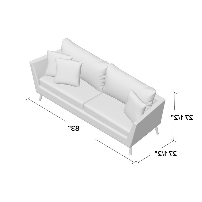 Most Current Newbury Patio Sofas With Cushions Within Newbury Patio Sofa With Cushions (View 8 of 20)