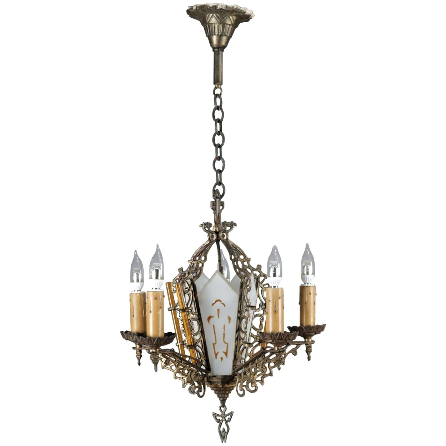 Most Current Paladino 6 Light Chandeliers Pertaining To Candle Light Chandelier – Uaphoto (View 20 of 20)