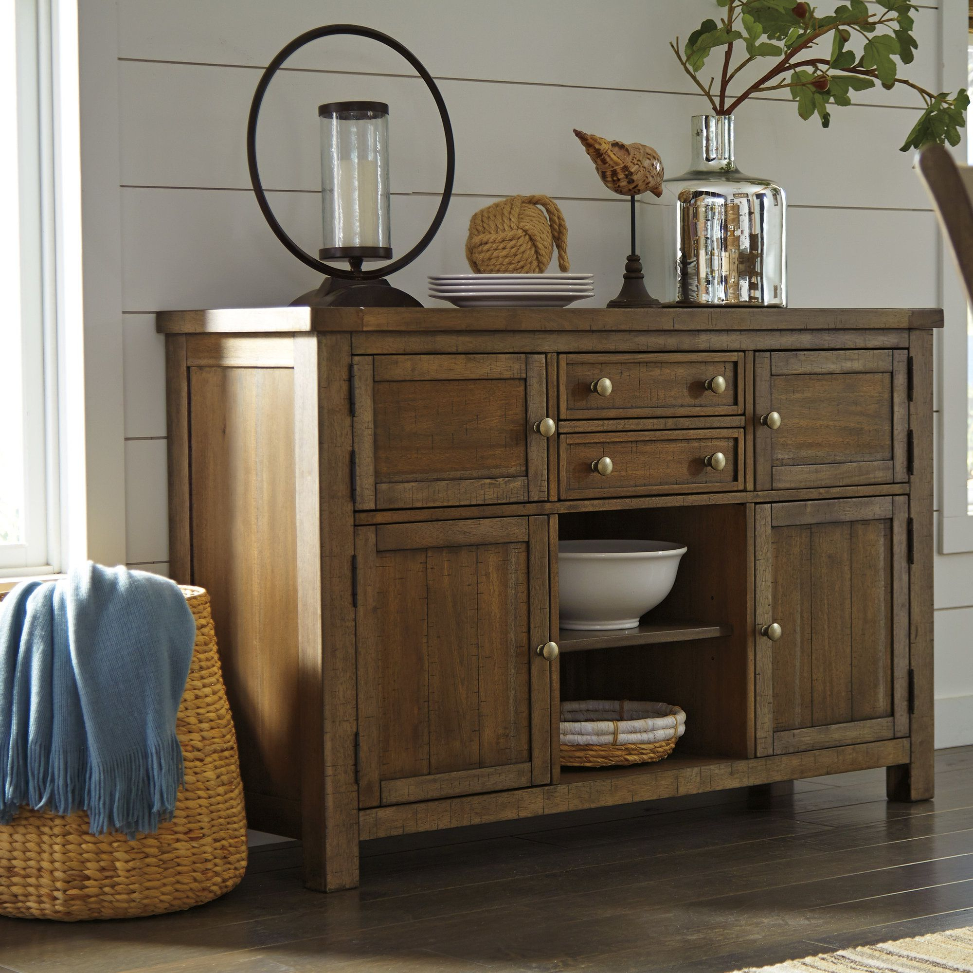 Most Current Seiling Sideboards Inside Hillary Dining Room Buffet Table (Gallery 8 of 20)