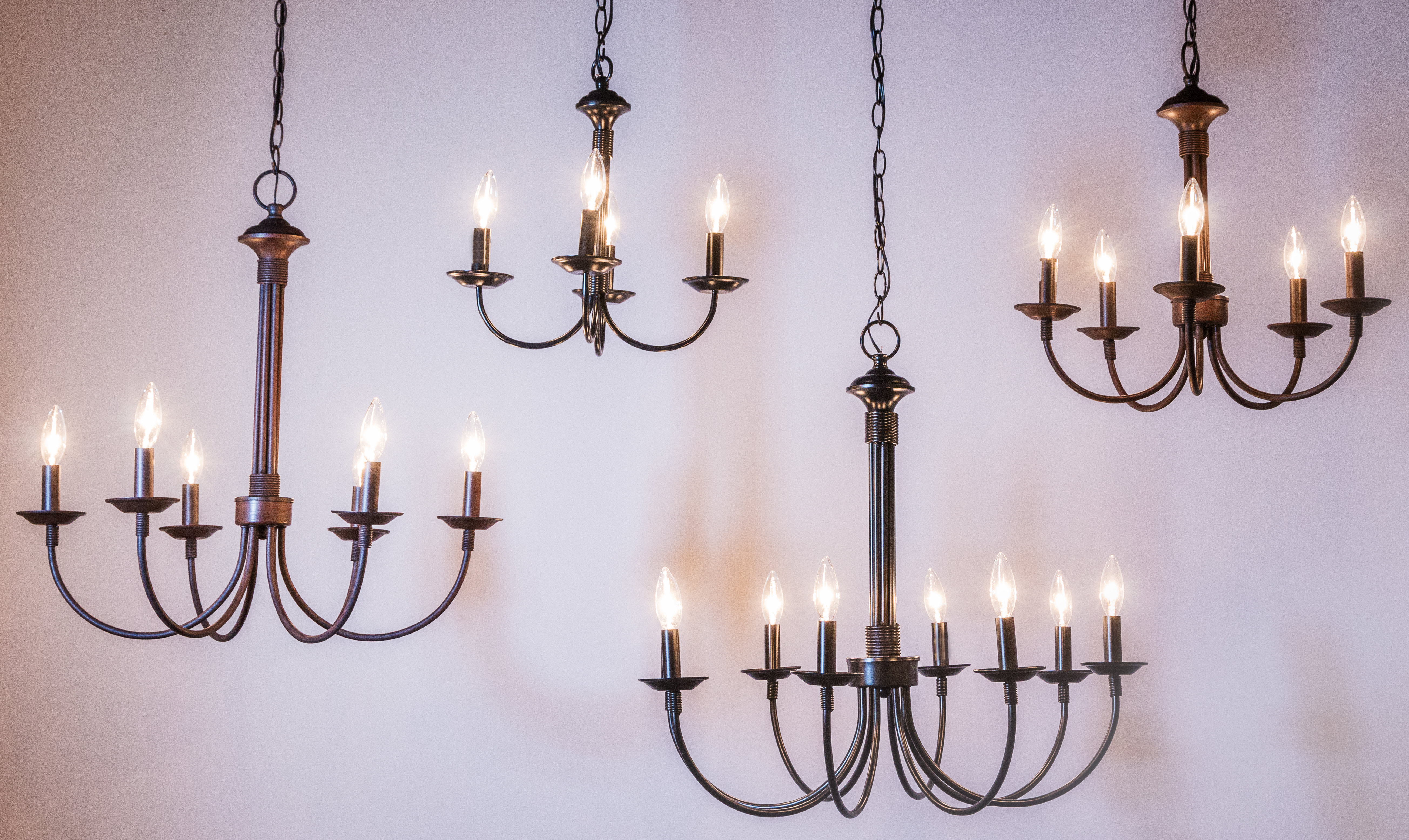 Most Current Shaylee 5 Light Candle Style Chandeliers Within Shaylee 5 Light Candle Style Chandelier (View 7 of 20)