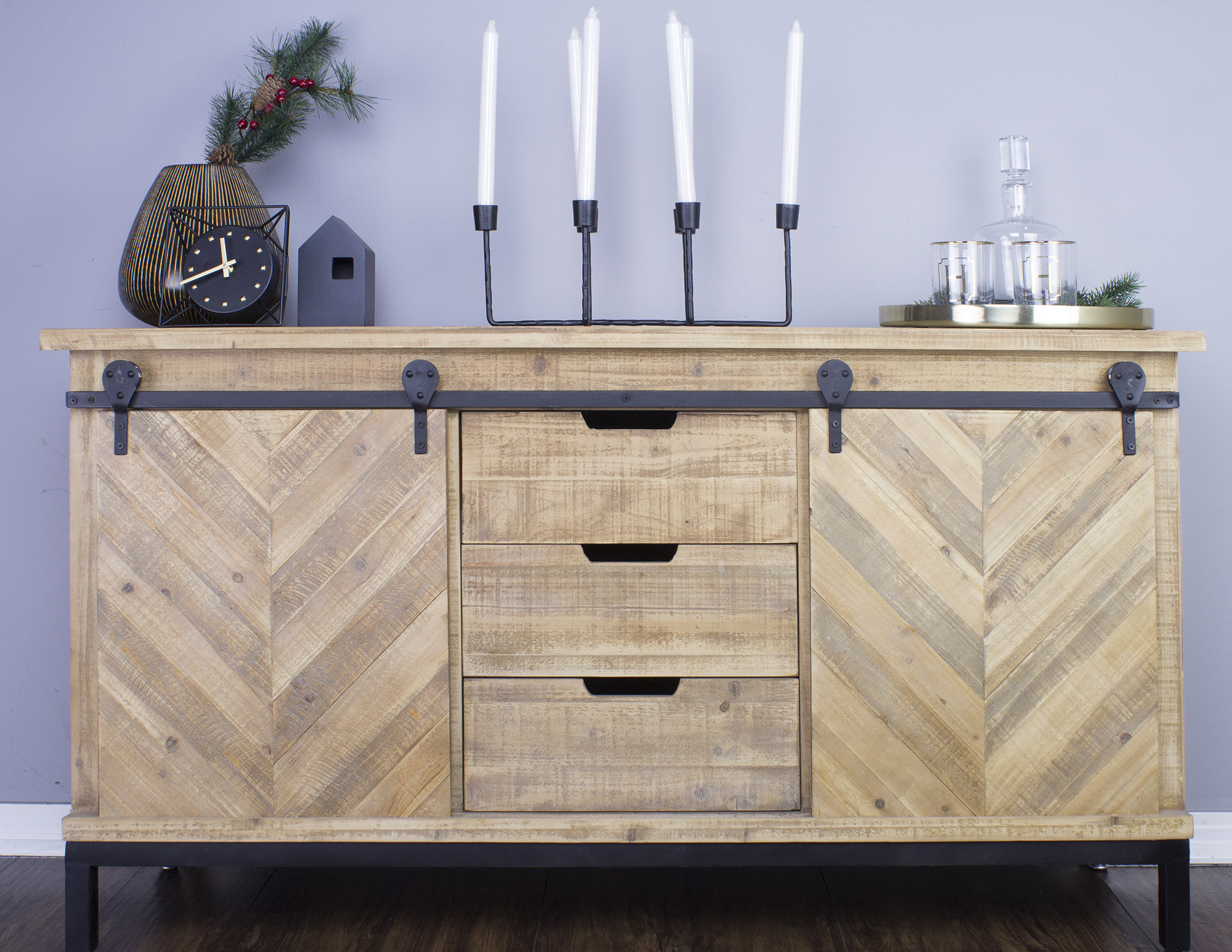 Most Current Stephen Credenzas Throughout Sauder Harbor View Credenza (View 9 of 20)