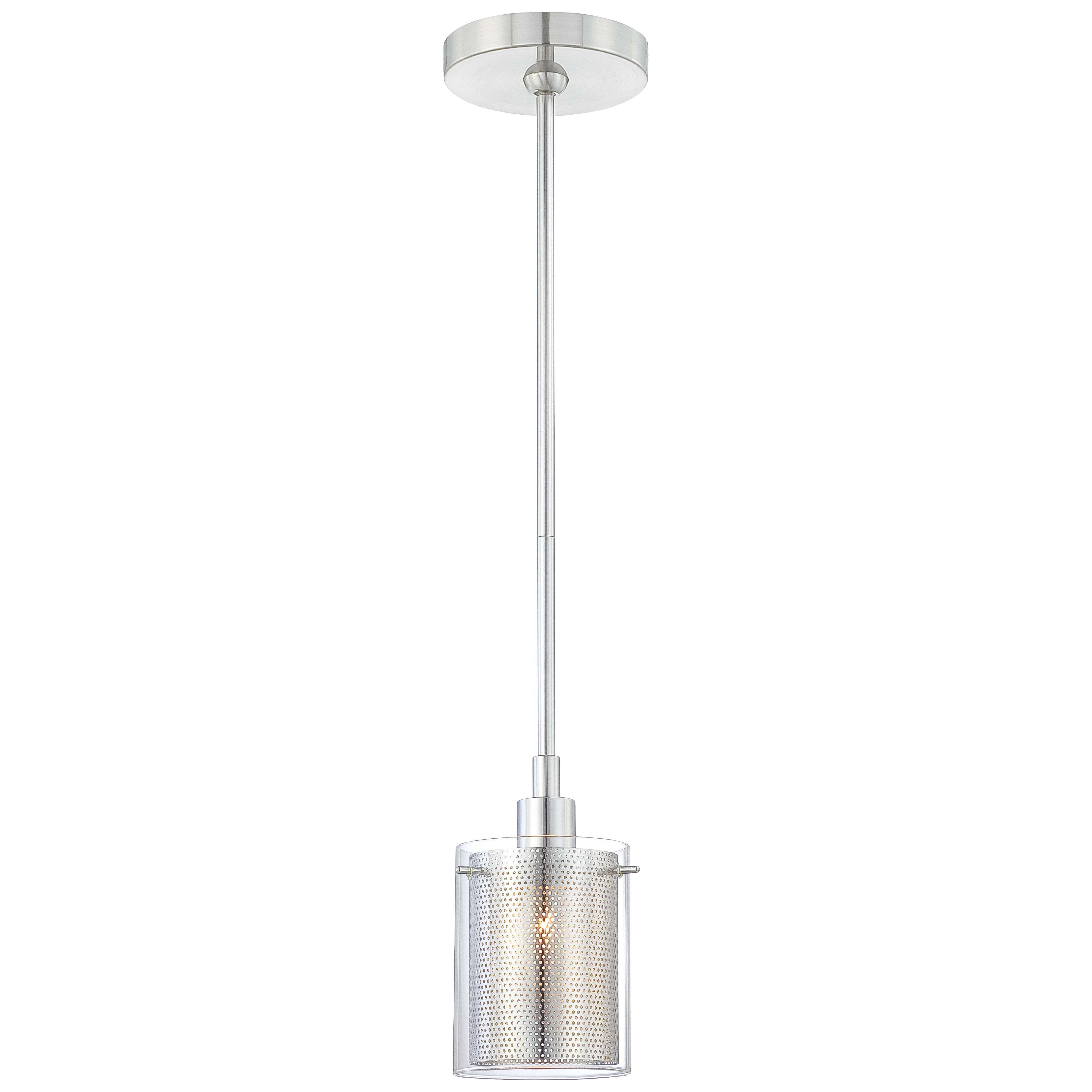 Most Current Susan 1 Light Single Cylinder Pendant Throughout Fennia 1 Light Single Cylinder Pendants (View 12 of 20)