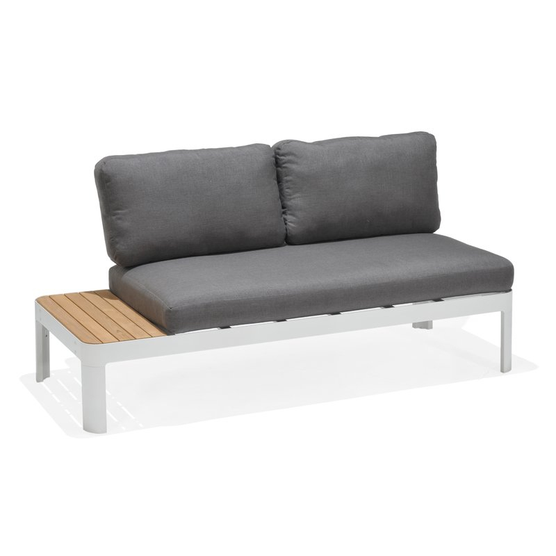 Most Current Thora Teak Loveseat With Cushions In Bristol Loveseats With Cushions (View 13 of 20)