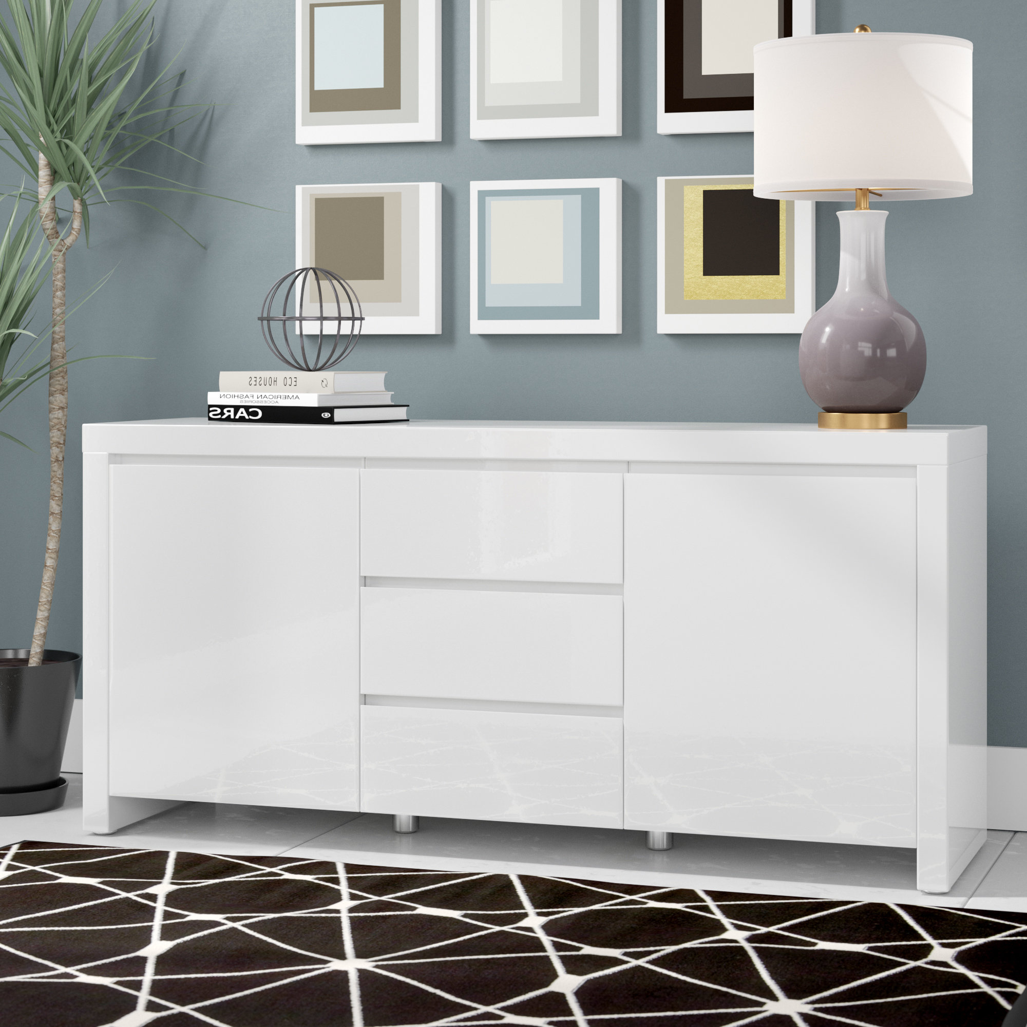 Most Current Wendell Sideboard With Wendell Sideboards (Gallery 4 of 20)