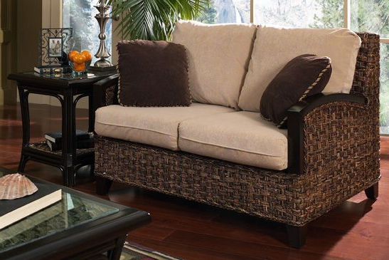 Most Current Wicker Loveseats For Wicker Loveseats (View 17 of 20)