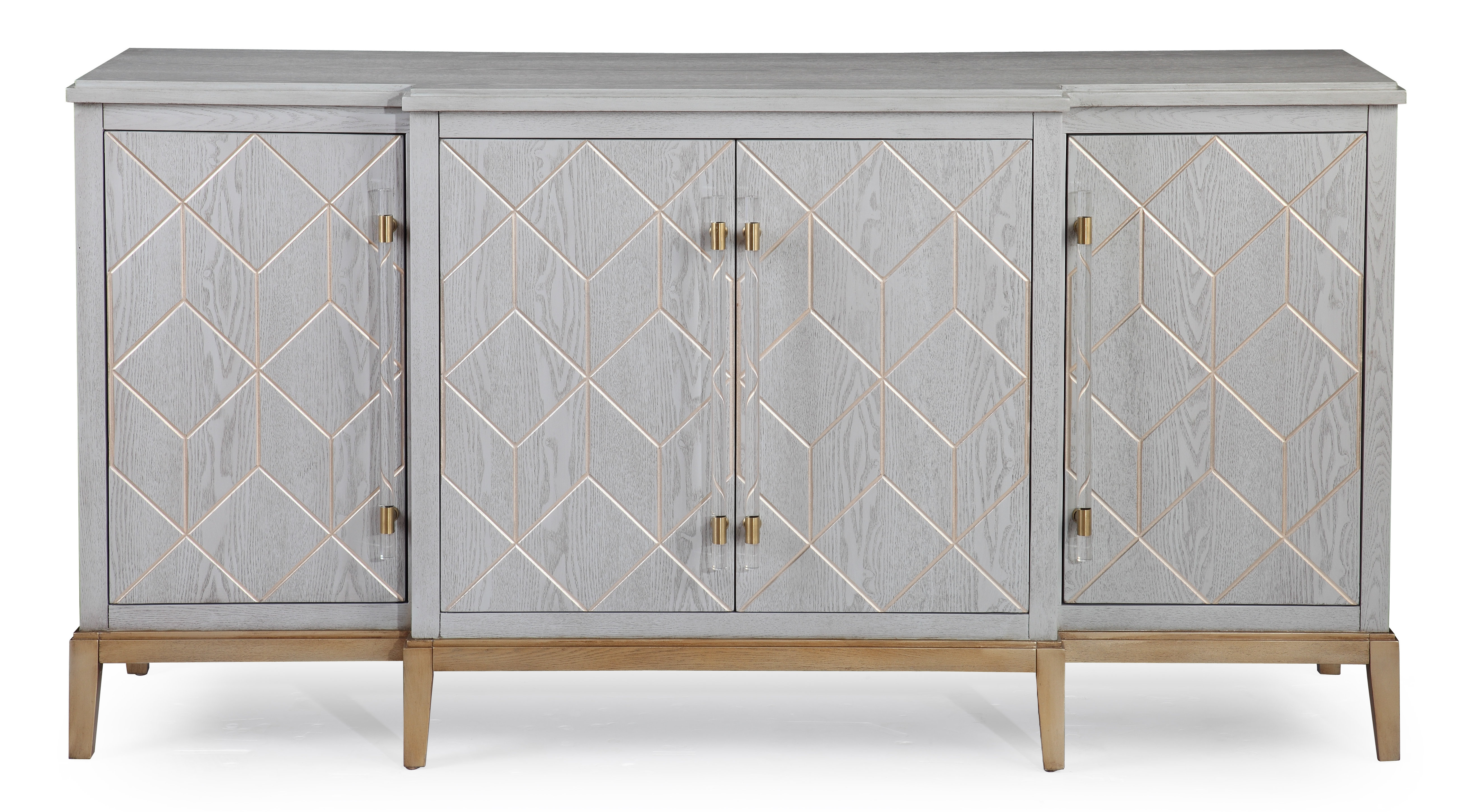 Most Popular Adelbert Credenzas Intended For Farmhouse & Rustic Sideboards & Buffets (View 14 of 20)