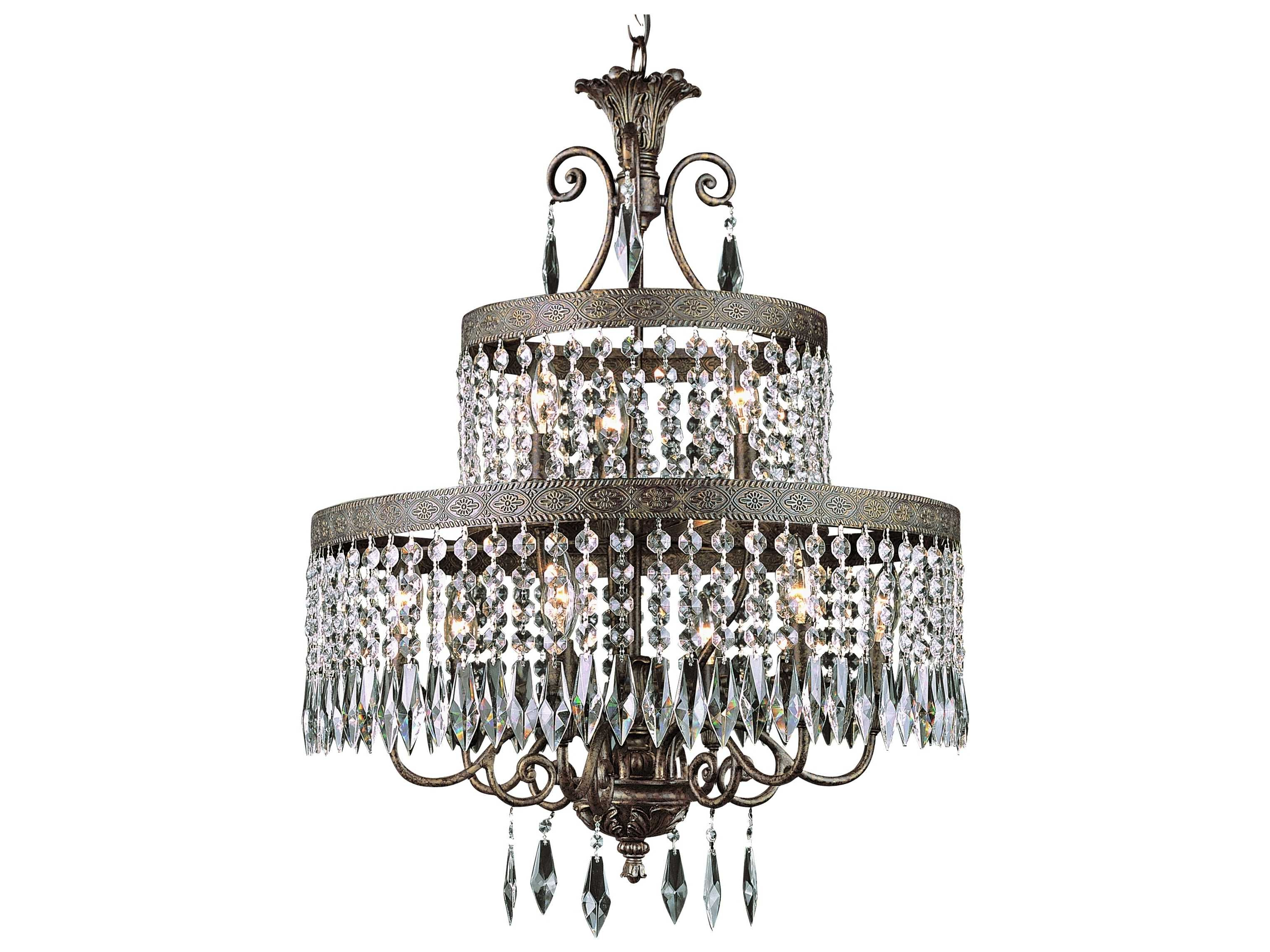 Most Popular Better Price Avail Trans Globe Lighting Eclectic Boutique With Benedetto 5 Light Crystal Chandeliers (View 15 of 20)